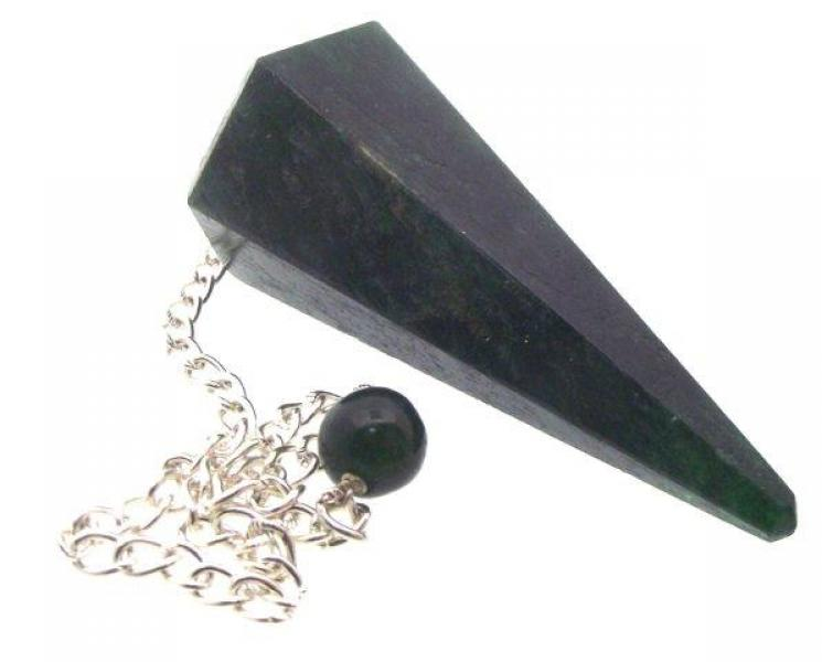 Dark Green Aventurine Pendulum for Divination